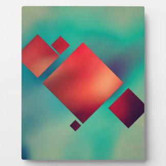 Cubed In Surrealism Plaque