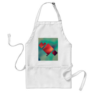 Cubed In Surrealism Standard Apron