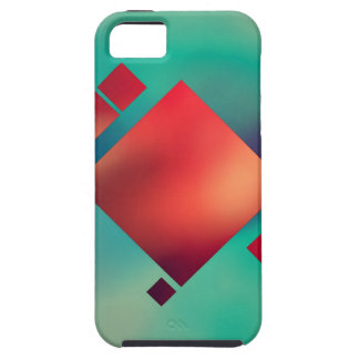 Cubed In Surrealism Tough iPhone 5 Case