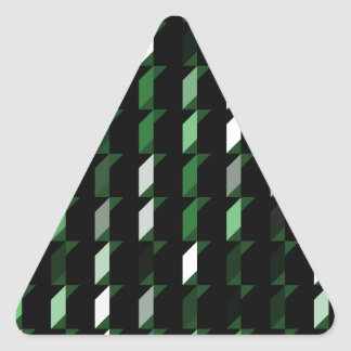 cubes-green-05.pdf triangle sticker