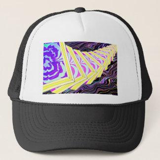Cubes Trucker Hat