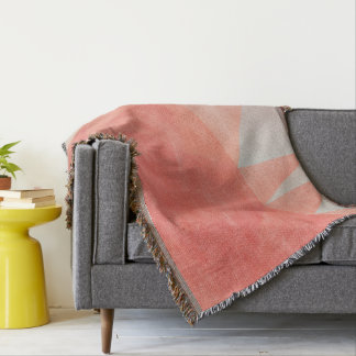 Cubic Love:: Throw Blanket