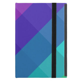 Cubical Colors iPad Mini Cover