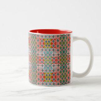 Cubicle Storybook 11 oz Two-Tone Mug