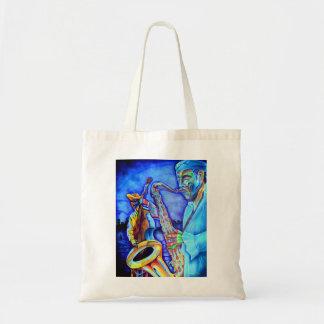 Cubism Musician Bag