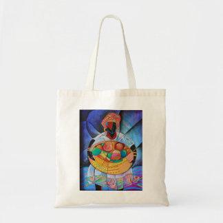 Cubism Woman Seller Bag