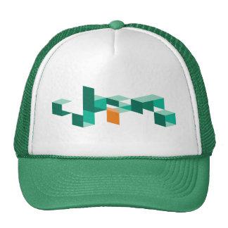 Cubismo Mesh Hat