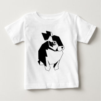 Cubist Bunny Baby T-Shirt