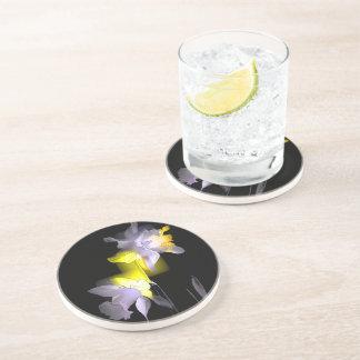 Cubist Daffodils Coaster