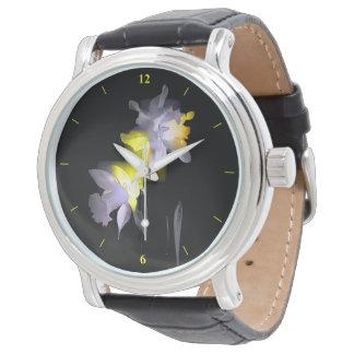 Cubist Daffodils Watch