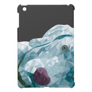 Cubist Weimaraner iPad Mini Case