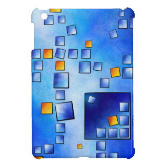 Cublerossia V1 - falling cubes iPad Mini Covers