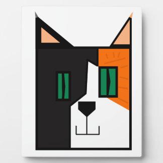 CuboCat - Razi Plaque