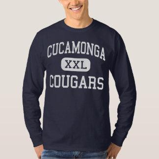 Cucamonga Cougars Middle Rancho Cucamonga T-Shirt