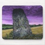 Cuchulainn's Stone Mousepad