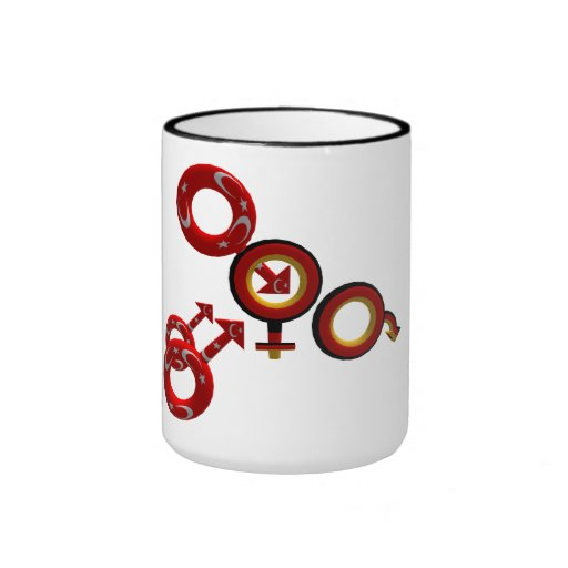 Cuckold coffee tea cup mugs