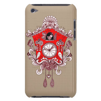 Cuckoo Clock iPod Touch Case-Mate Case