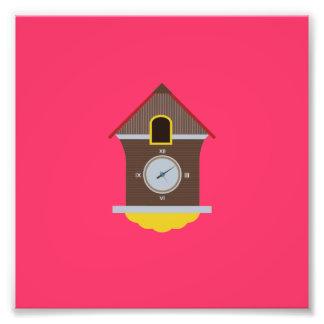 Cuckoo Clock Photo Print