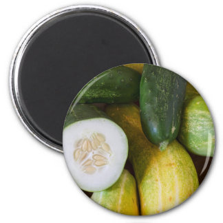 Cucumber Seeds Magnet