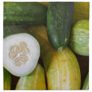Cucumber Seeds Napkin