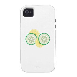 Cucumbers Flowers iPhone4 Case