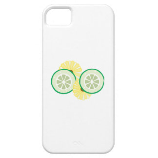 Cucumbers Flowers Case For iPhone 5/5S