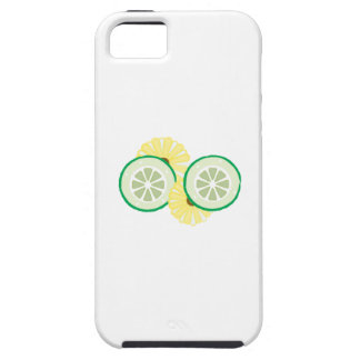 Cucumbers Flowers iPhone 5 Cover