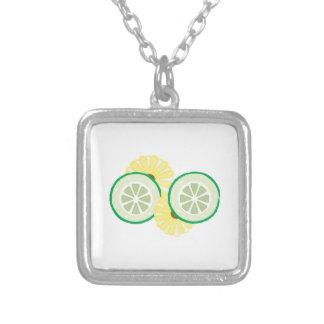 Cucumbers Flowers Custom Jewelry