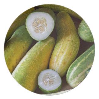 Cucumbers Plate