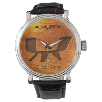 "Cud ""Slack Time"" Watch"
