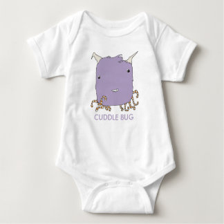Cuddle Bug - Lilac Baby Bodysuit