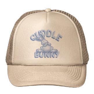 Cuddle Bunny -blue Cap
