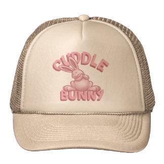Cuddle Bunny -pink Cap