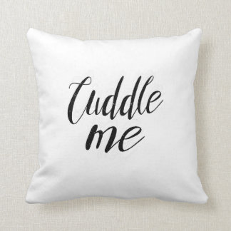 Cuddle Hug Me Pillow