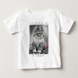 Cuddle Me Kitten Baby T-Shirt