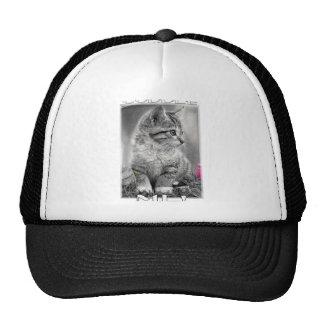 Cuddle Me Kitten Cap
