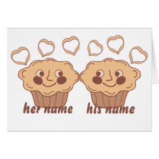 Cuddle Muffins Card