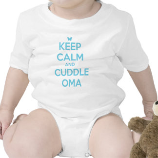 CUDDLE OMA BABY CREEPER