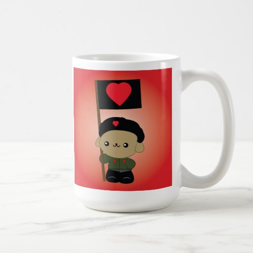 Cuddle Revolution Puppy Mug