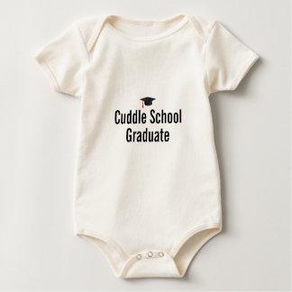 Cuddle School Baby Bodysuits