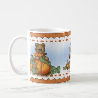 CuddleCreek® Autumn Thoughts Cafe Mug