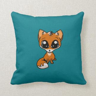 Cuddles Pls! Fox Cushion