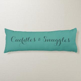 Cuddles & Snuggles custom body pillow