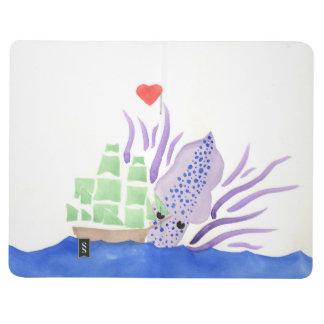 Cuddles The Kraken Journal