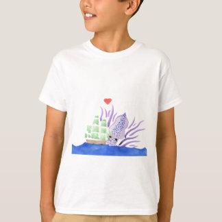 Cuddles the Kraken T-Shirt