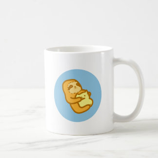 Cuddling Sloth Coffee Mug