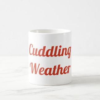 Cuddling Weather Coffee Mug