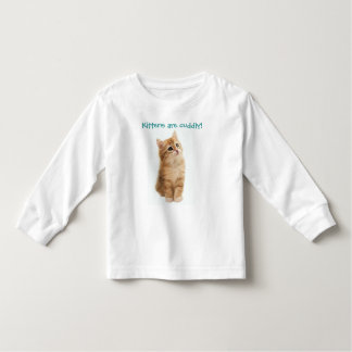 Cuddly Kitten Shirt