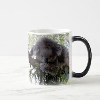 Cuddly Koala Magic Mug