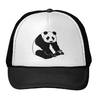 Cuddly Panda Bear Cap